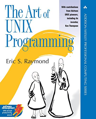 9780131429017: The Art of Unix Programming (Addison-Wesley Professional Computing Series)