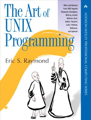 9780131429017: The Art of Unix Programming (Addison-Wesley Professional Computing)