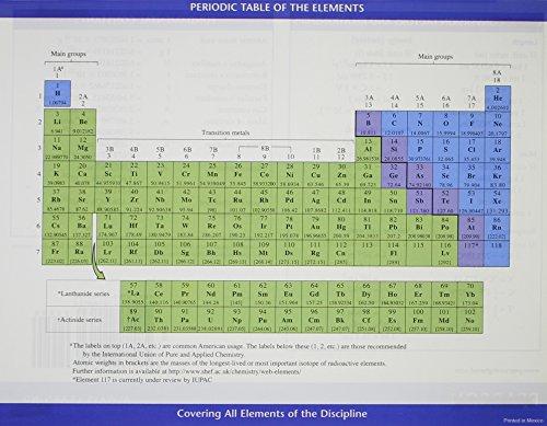 9780131429130: Prentice Hall Periodic Table (3rd Edition)