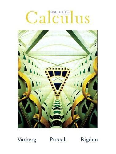 9780131429246: Calculus (Varberg)