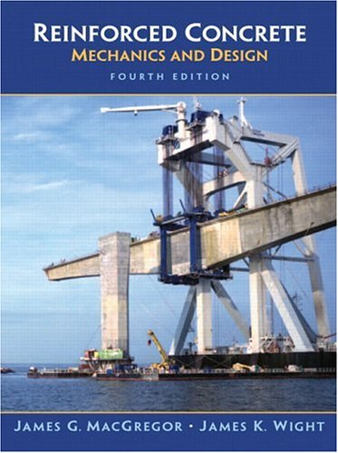 9780131429949: Reinforced Concrete: Mechanics and Design (Civil Engineering and Engineering Mechanics)