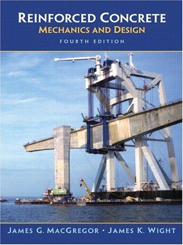 9780131429949: Reinforced Concrete: Mechanics and Design (4th Edition) (Civil Engineering and Engineering Mechanics)