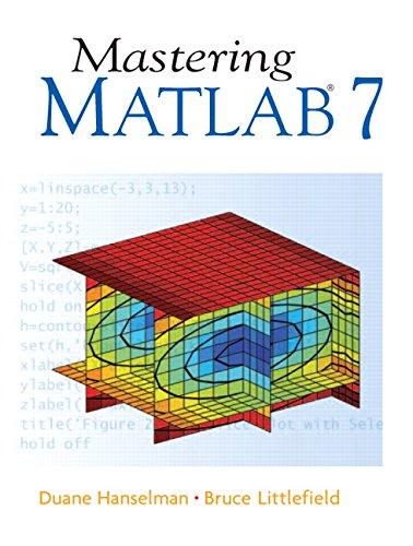 9780131430181: Mastering MATLAB 7: United States Edition