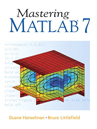 9780131430181: Mastering MATLAB 7