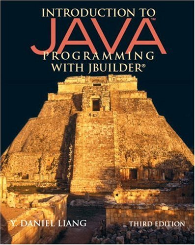 9780131430495: Introduction to Java Programming with JBuilder (3rd Edition)