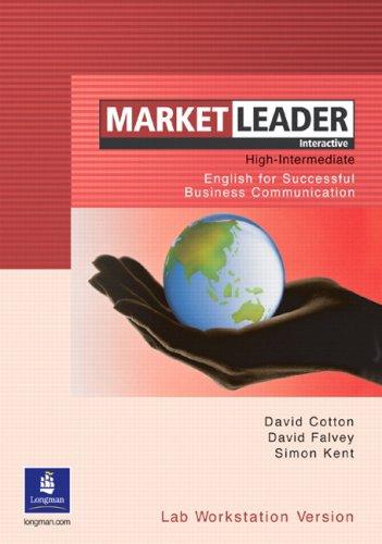 9780131430655: Market Leader Interactive Lab Workstation CD-ROM