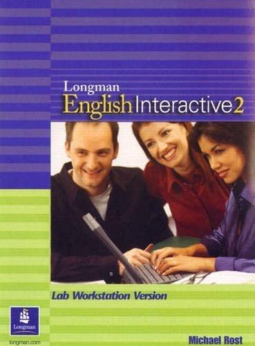9780131430693: Longman English Interactive CD-ROM (American English), Level 2