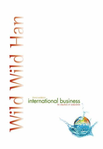 9780131432758: International Business: An Integrated Approach