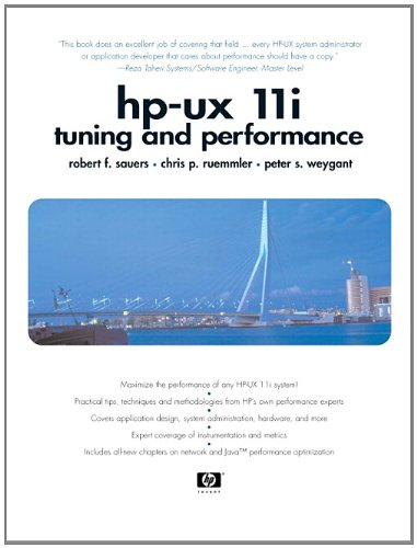 9780131433496: HP-UX 11i Tuning and Performance (2nd Edition)