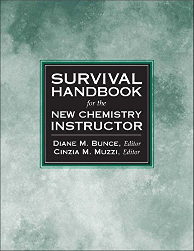 9780131433700: Survival Handbook for the New Chemistry Instructor