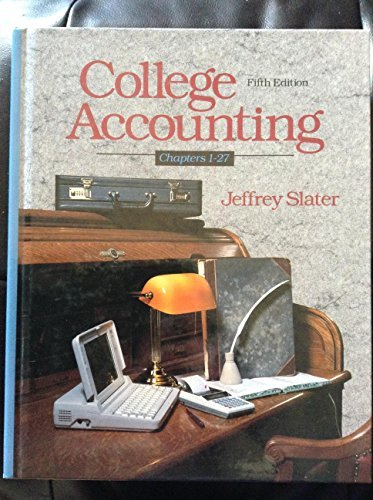 9780131433717: College Accounting: A Practical Approach