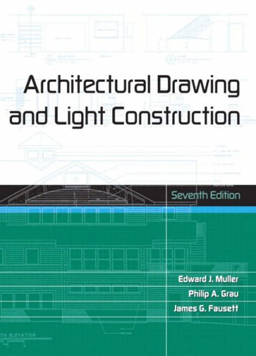 9780131433847: Architectural Drawing and Light Construction