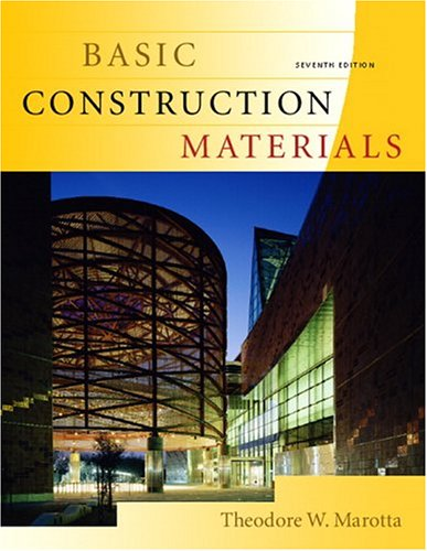 9780131433878: Basic Construction Materials (7th Edition)