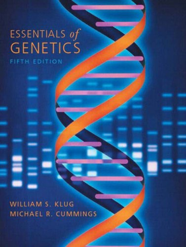 9780131435100: Essentials of Genetics (5th Edition)