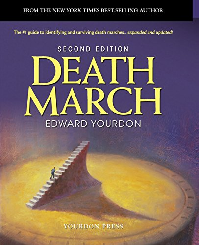 9780131436350: Death March (Yourdon Press Computing Series)