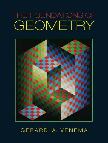9780131437005: Foundations of Geometry