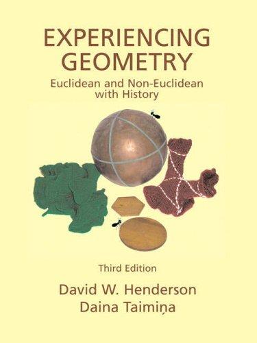 9780131437487: Experiencing Geometry