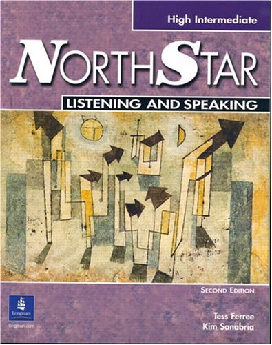 9780131439108: NorthStar High Intermediate Listening and Speaking, Second Edition (Student Book with Audio CD)
