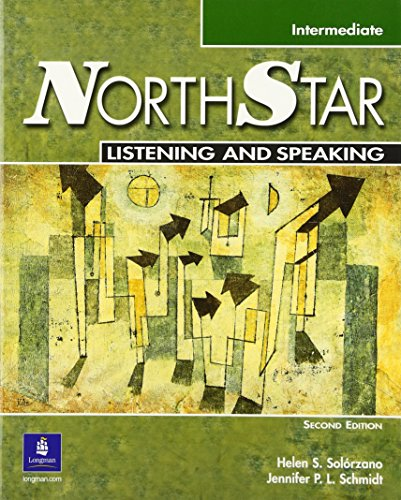 9780131439139: NorthStar Intermediate Listening and Speaking, Second Edition (Student Book with Audio CD)