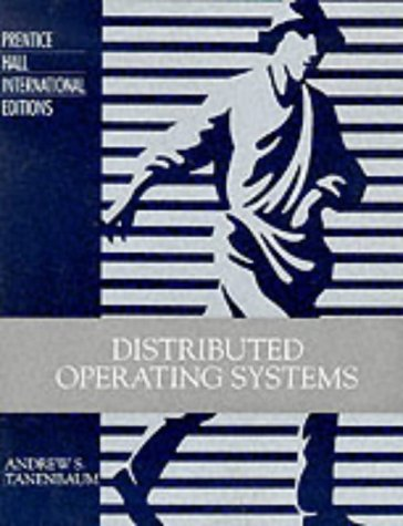 9780131439344: Distributed Operating Systems (Prentice Hall International editions)