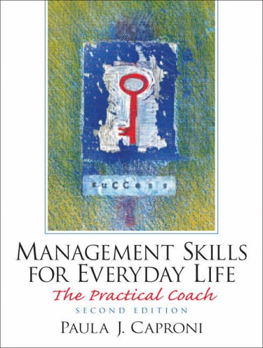 9780131439689: Management Skills for Everyday Life: The Practical Coach (2nd Edition)