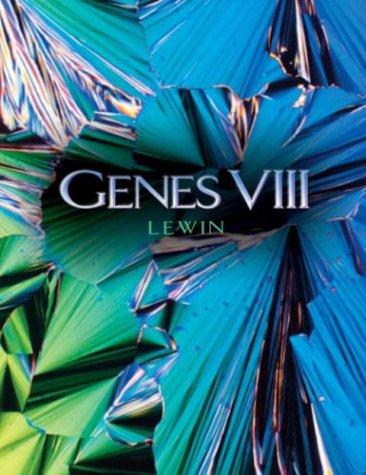 9780131439818: Genes VIII
