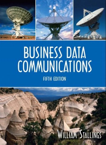 9780131442573: Business Data Communications (5th Edition)