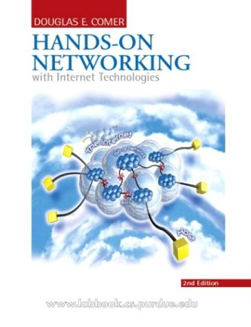 9780131443105: Hands-On Networking with Internet Technologies, Second Edition
