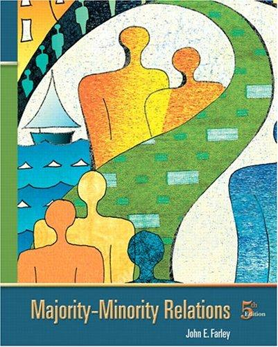 9780131444126: Majority-Minority Relations (5th Edition)