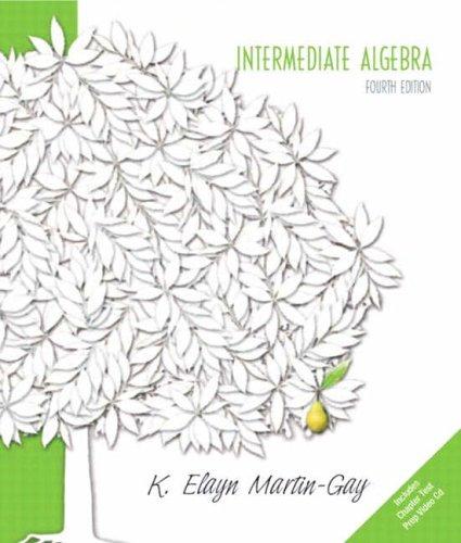 9780131444416: Intermediate Algebra