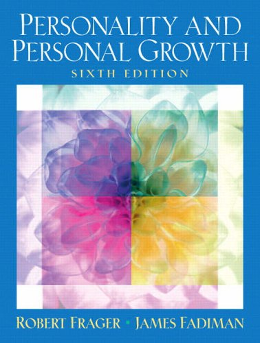 9780131444515: Personality and Personal Growth (6th Edition)