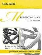 Study Guide for Microeconomics, 6th Edition: Robert S. Pindyck,
