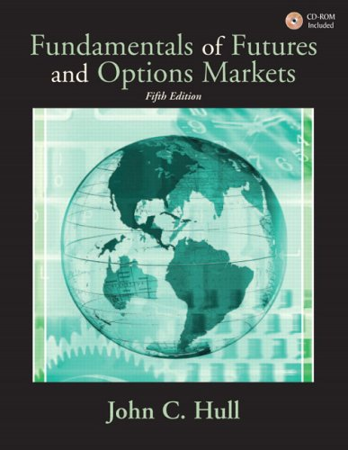 9780131445659: Fundamentals of Futures and Options Markets (5th Edition) (Prentice Hall Finance)