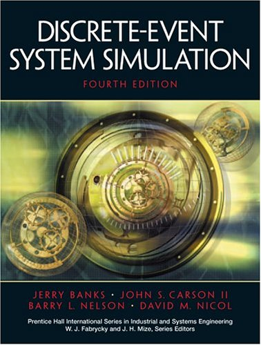 9780131446793: Discrete-Event System Simulation (Prentice-Hall International Series in Industrial and Systems)