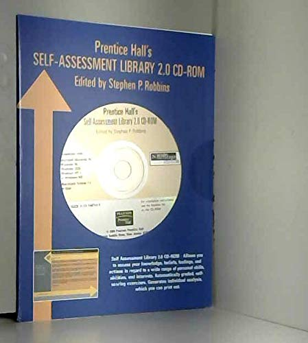 MGMT 341. Prentice Hall Self Assessment Library: Prentice Hall