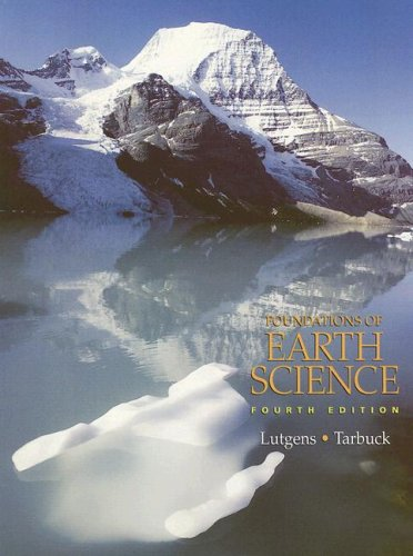 9780131447509: Foundations of Earth Science (4th Edition)