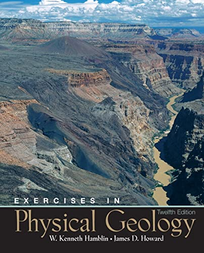 9780131447707: Exercises in Physical Geology (12th Edition)
