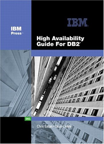 9780131448308: High Availability Guide for DB2