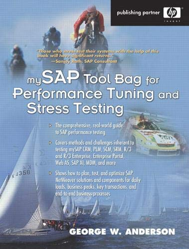 9780131448520: mySAP Tool Bag for Performance Tuning and Stress Testing