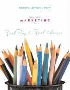 Marketing: Real People, Real Choices (4th Edition): Marshall, Greg W.,