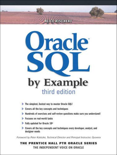 9780131451315: Oracle SQL by Example (3rd Edition)