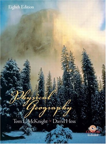 9780131451391: Physical Geography: A Landscape Appreciation (8th Edition)