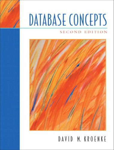 9780131451414: Database Concepts (2nd Edition)