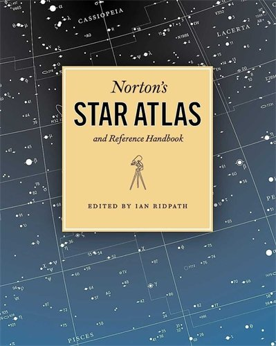 9780131451643: Norton's Star Atlas and Reference Handbook: And Reference Handbook, 20th Edition