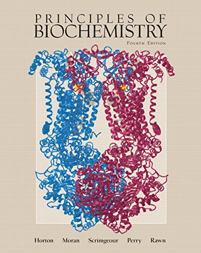 9780131453067: Principles of Biochemistry (4th Edition)