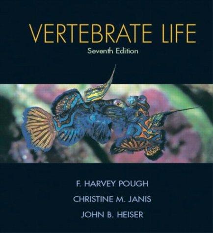 9780131453104: Vertebrate Life (7th Edition)