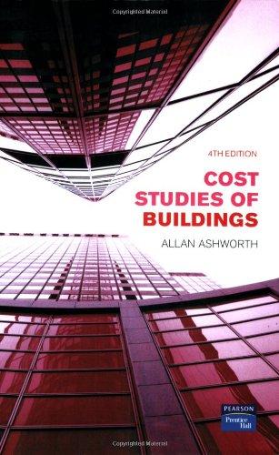 9780131453227: Cost Studies Of Buildings