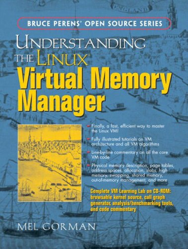 9780131453487: Understanding the Linux Virtual Memory Manager (Bruce Perens'' Open Source)