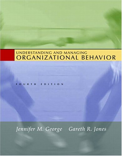 9780131454248: Understanding and Managing Organizational Behavior
