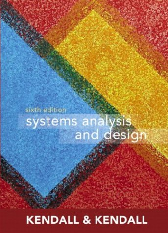 9780131454552: Systems Analysis and Design (6th Edition)